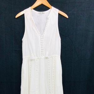 Madewell Piazza Maxi Dress Sz 0